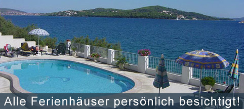 ferienwohnungen und ferienh user in kroatien porta croatia. Black Bedroom Furniture Sets. Home Design Ideas