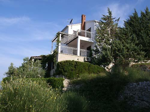 Ferienhaus Miljan in Omis
