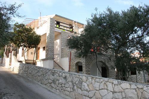Ferienhaus Mestrovic in Okrug Gornji