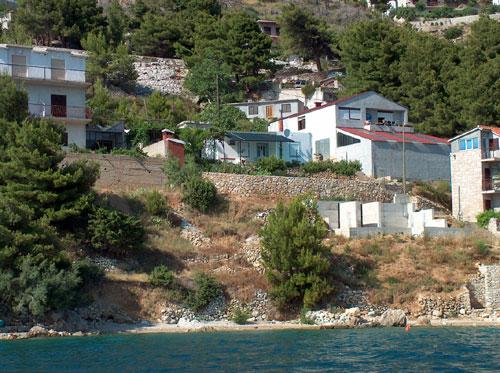 Ferienhaus Sara in Omis