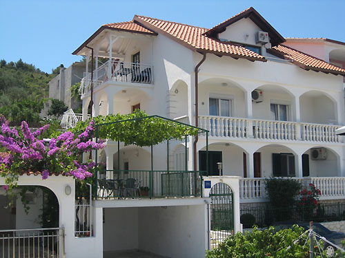 Ferienhaus Buljan in Mastrinka