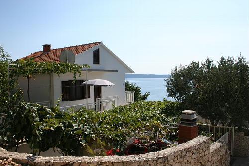 Ferienhaus Sicic in Okrug Gornji