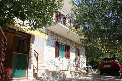 Ferienhaus Mihic in Okrug Gornji