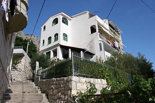 Ferienhaus Vanja in Omis