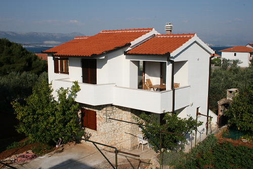 Ferienhaus Darka in Slatine
