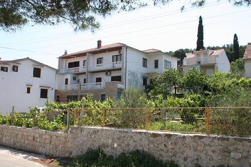 Ferienhaus Palandara in Arbanija