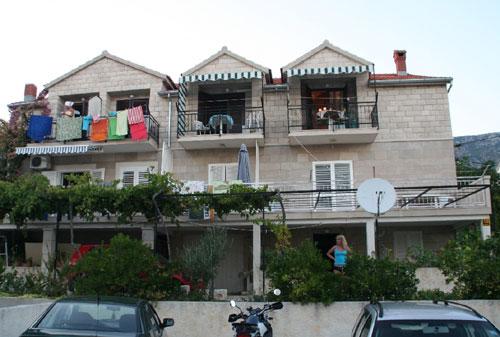 Ferienhaus Karmelic in Bol