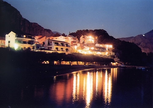 Ferienhaus Anastasija in Omis