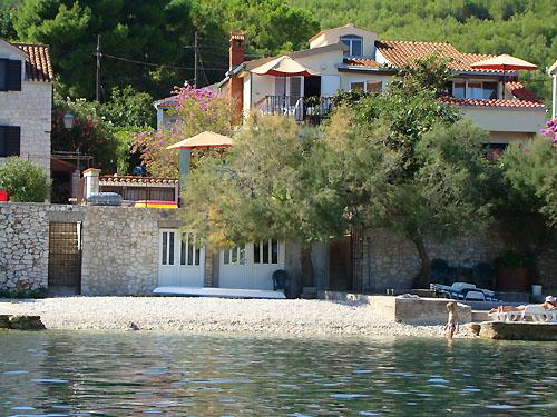 Ferienhaus Milena in Arbanija