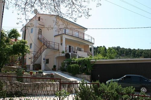 Ferienhaus Mise in Arbanija