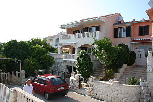 Ferienhaus Vukoja in Okrug Gornji