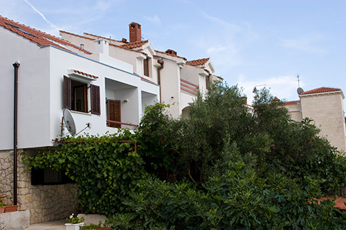 Ferienhaus Ivona in Okrug Donji