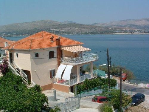 Ferienhaus Nives in Arbanija