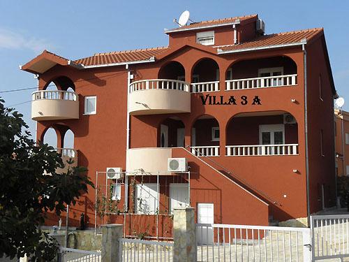 Ferienhaus Ankica in Okrug Gornji
