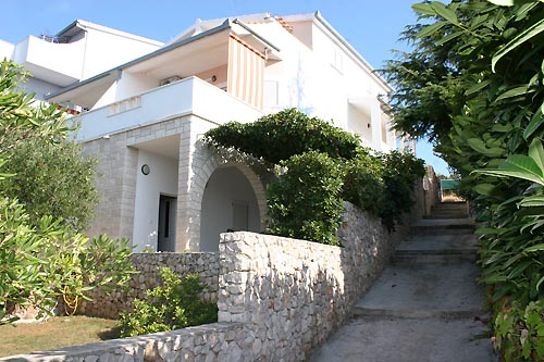 Ferienhaus Juric in Razanj