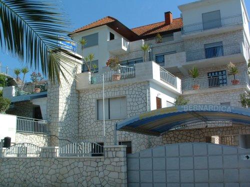 Ferienhaus Bernardica in Mastrinka