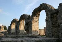 Die  Ruinen von Solin